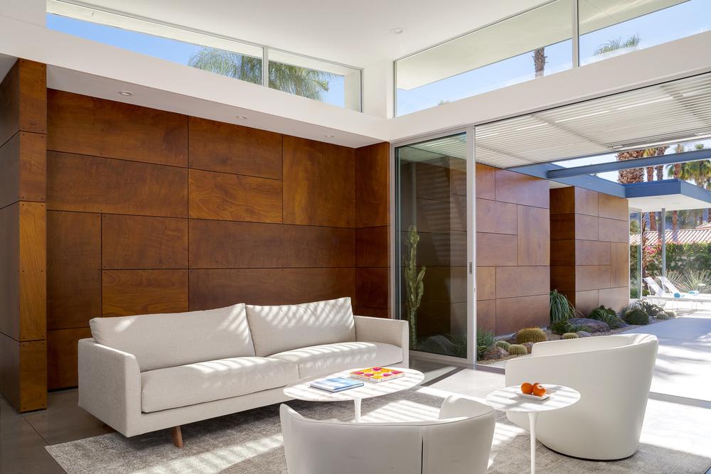 Apache road living room