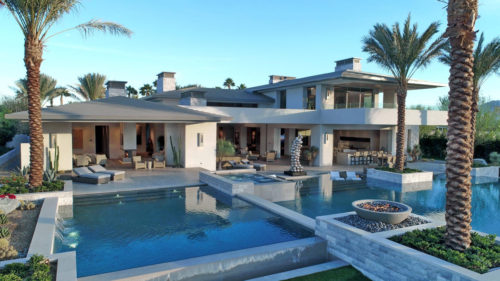 Luxury house daytime